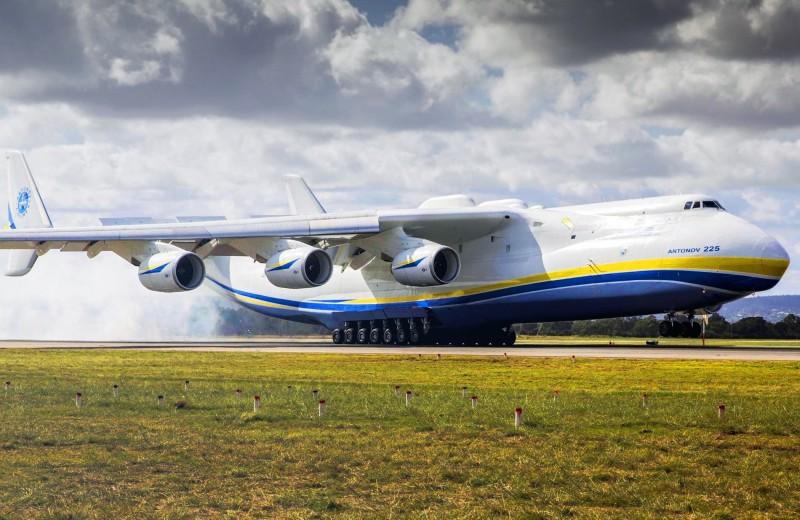 """Что, если бы Ан-225 """"Мрия"""" был пассажирским: A380 на зависть"""