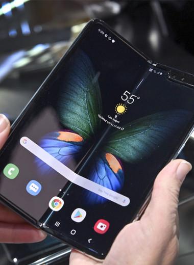 Складно скроен: как смартфоны с гибким экраном завоевывают рынок