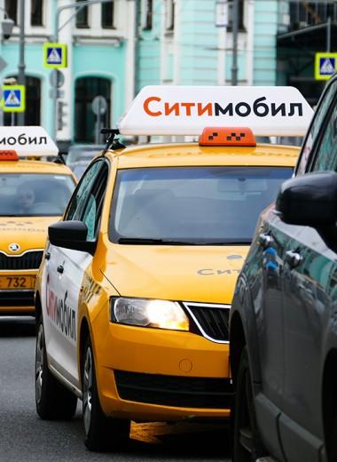 Руководство «Волга Груп» пересело на такси