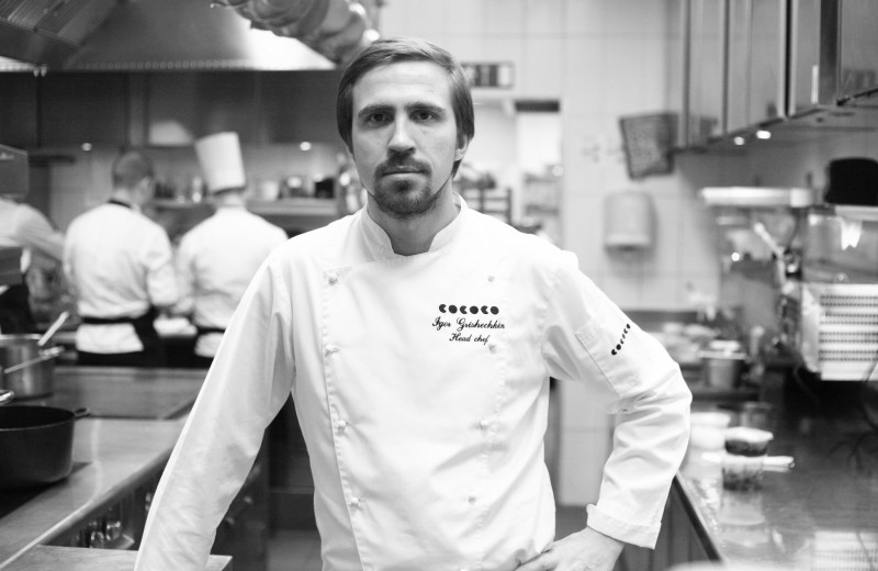 «Кококо» в «Северянах»: гастрольный ужин Игоря Гришечкина