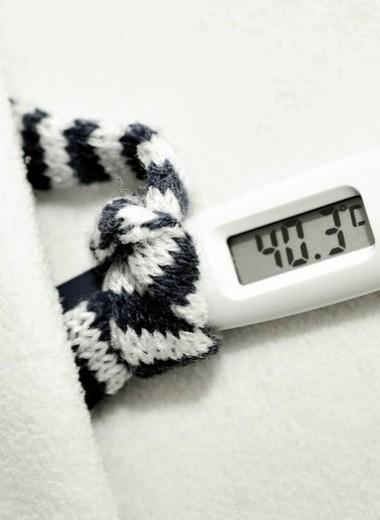 Неожиданно: как мерить температуру электронным градусником