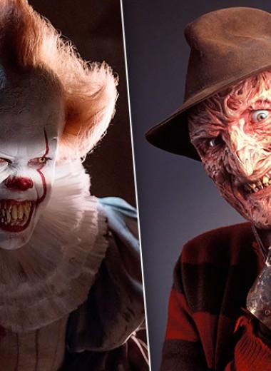 Фредди Крюгер и клоун из «Оно»: как выглядят актеры из ужастиков в жизни