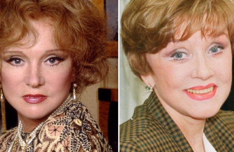 Феноменальные преображения: как выглядели советские актрисы до и после пластики