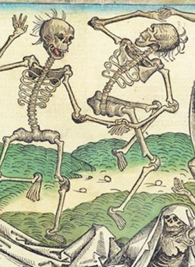 Древнюю ДНК возбудителя чумы нашли на средневековых кладбищах Англии