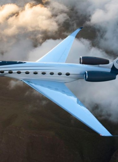 Gulfstream представил самый дорогой бизнес-джет