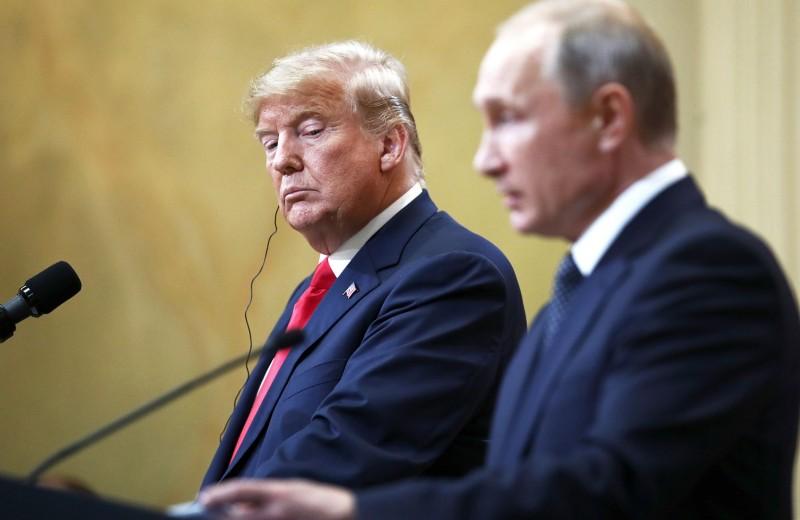 Тень Путина: почему в США называют Трампа национальным предателем