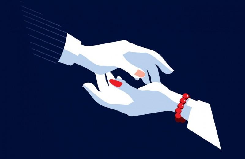#инструктаж: как делать женский и мужской маникюр