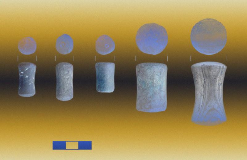 Весовые системы бронзового века на Ближнем Востоке и в Европе оказались родом из Месопотамии