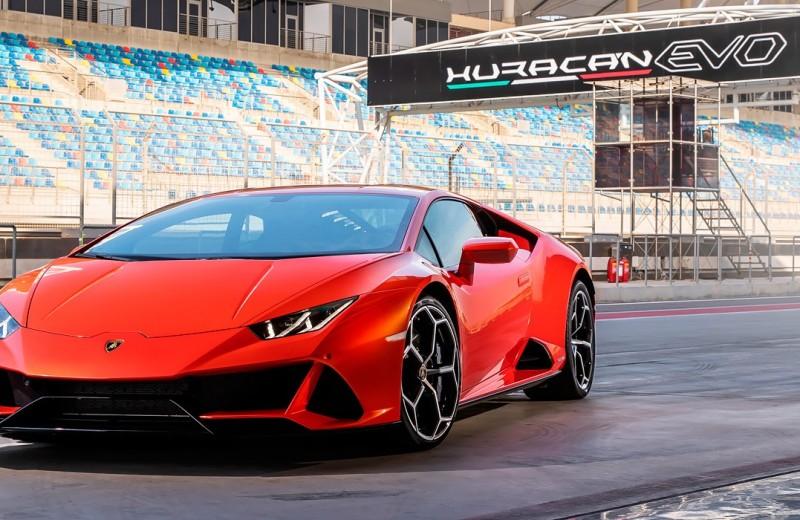 «Покупка Lamborghini — это всегда очень индивидуальная процедура»