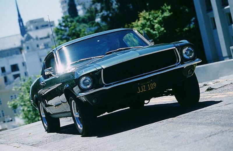 5 самых крутых автомобилей из фильмов: часть 2