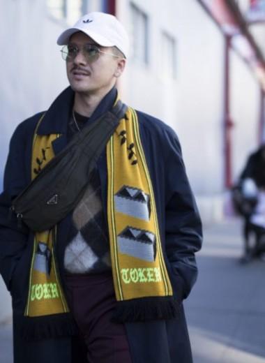 Вам нужен фанатский шарф, даже если вы не смотрите футбол