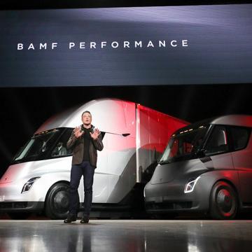 Как настоящий. Может ли грузовик Tesla Semi соревноваться с дизельными конкурентами