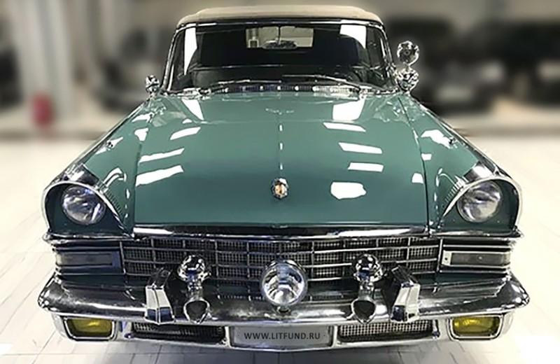 Bentley по сходной цене: на каких автомобилях ездили Аль Капоне и Юрий Гагарин