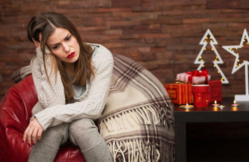 Если вас бросили перед праздниками: 6 шагов, чтобы поддержать себя