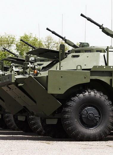 Вторая молодость: как модернизировали БРДМ-2