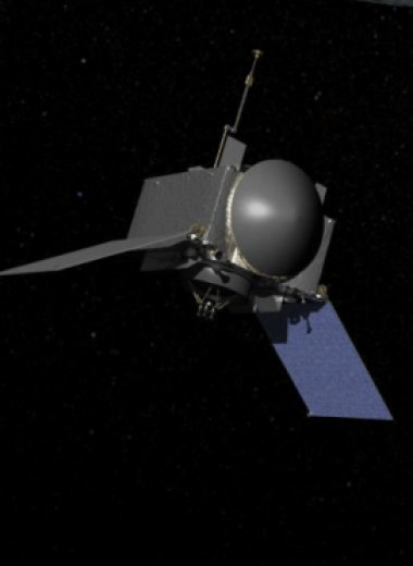 OSIRIS-REx покинул астероид Бенну с ценным грузом и взял курс на Землю