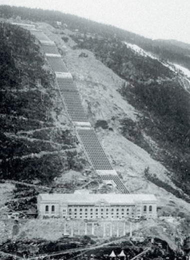 Как Гитлеру воду отключили: сага о том, как диверсанты лишили фашистов атомной бомбы