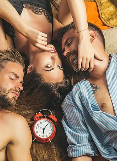 «Свинг укрепил мои отношения с мужем»: откровенная история одной пары