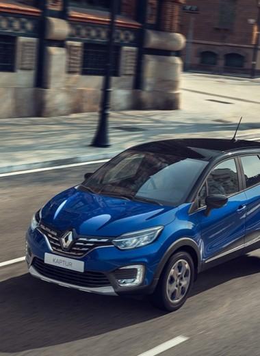 Новый Renault Kaptur для России. Что изменилось?