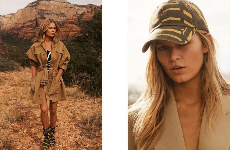 Почему показ H&M Studio переместился из Парижа в Аризону
