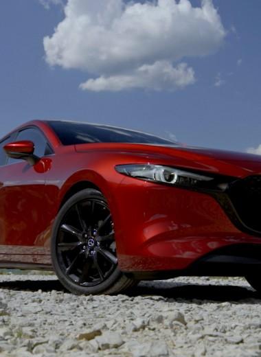Спокойствие, только спокойствие: тест новой Mazda3