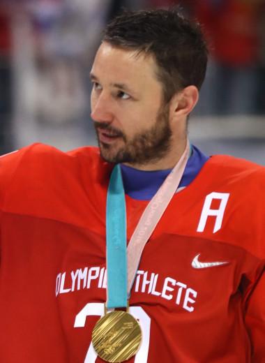 Илья Ковальчук: «У нас забрали флаг и гимн – мы будем забирать медали»