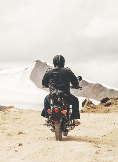 Идеи в дорогу: маршруты для путешествия на мотоцикле