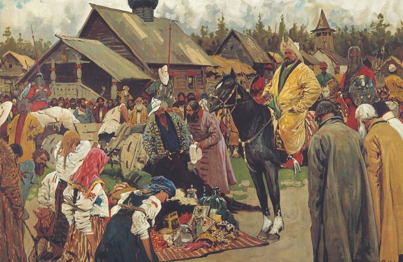 15 вопросов о татаро-монгольском иге
