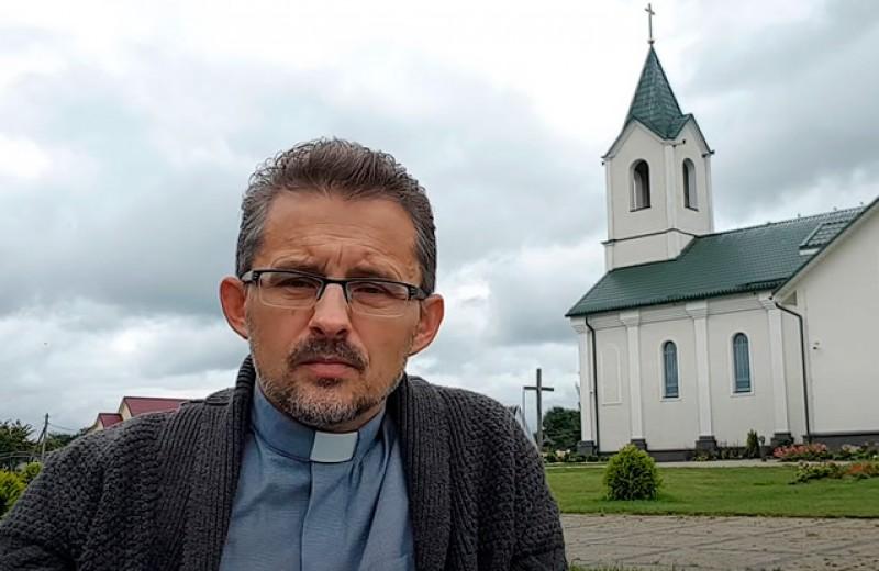 Католический священник Вячеслав Барок о противостоянии в Белоруссии