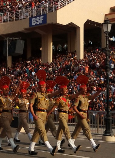 Одна вокруг света на карантине: карма и индийское бездорожье