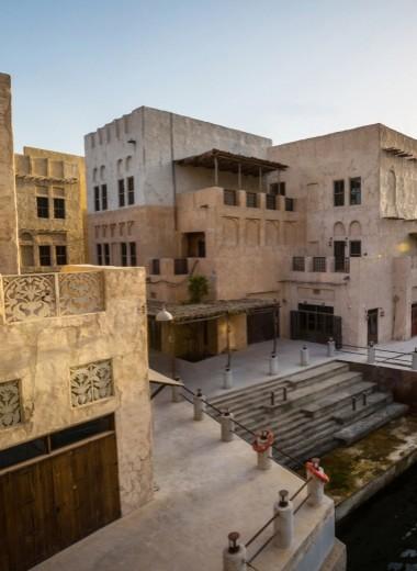 Волшебство древней Аравии – в новом дубайском отеле Al Seef Hotel by Jumeirah