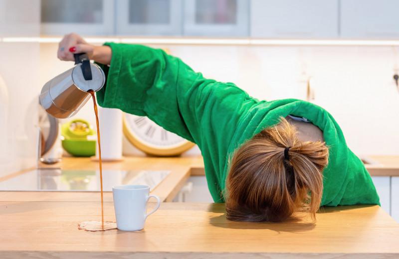 Нет сил и всё раздражает: как распознать синдром хронической усталости