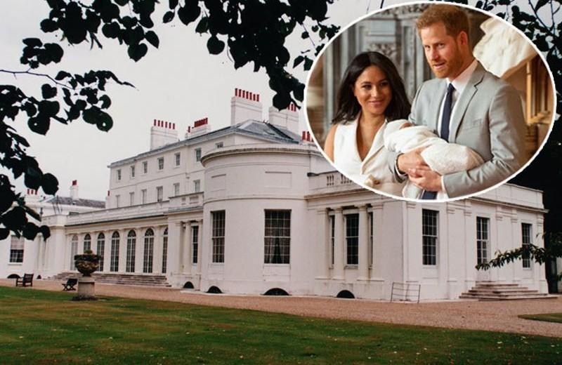 Меган Маркл и принц Гарри воспитывают новорожденного сына в ужасных условиях