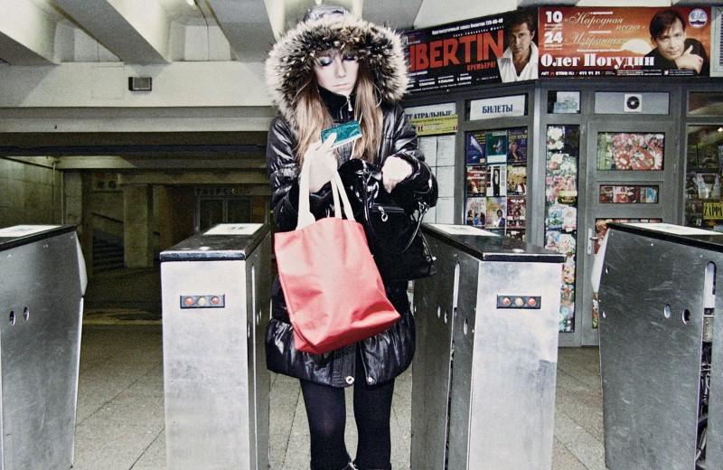 Фотоистория: пассажиры московского метро