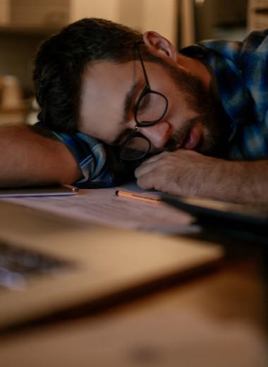 Как не заснуть на работе — советы психолога