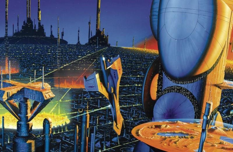 Выдающаяся фантастика о взлетах, падениях и развитии цивилизации