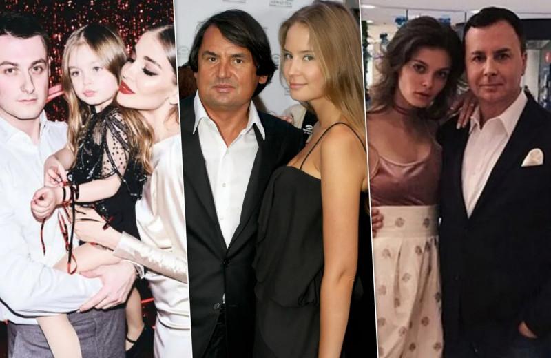 Вспомнить всех: как живут первые мужья Гавриловой, Адаменко и других моделей