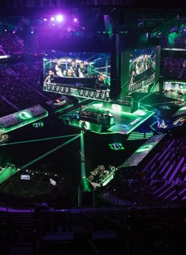 Битва за $33 млн: стартовал плей-офф крупнейшего киберспортивного турнира The International 2019