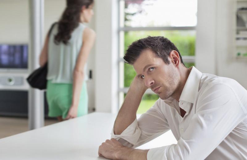 Почему женщины уходят от мужчин: 5 причин