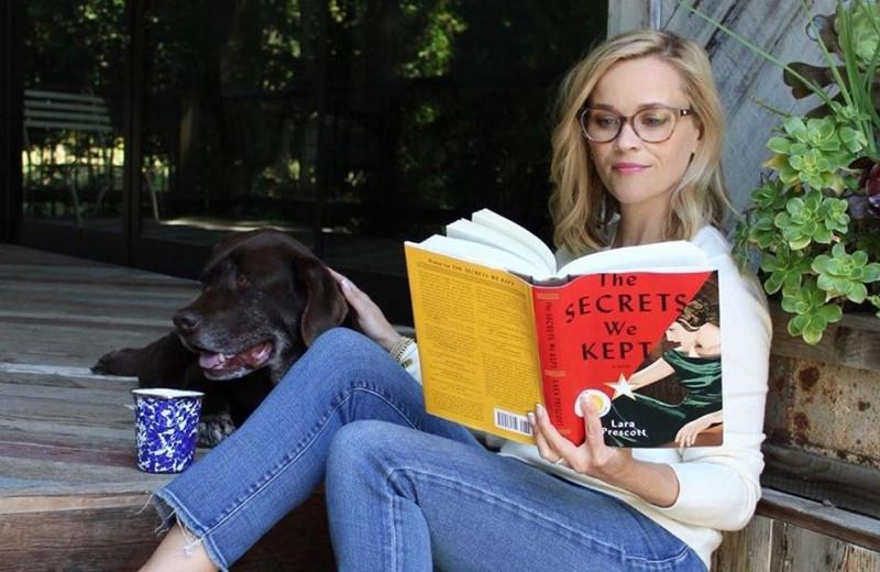 Книжный Instagram-клуб: что читают Обама, Цукерберг и Риз Уизерспун