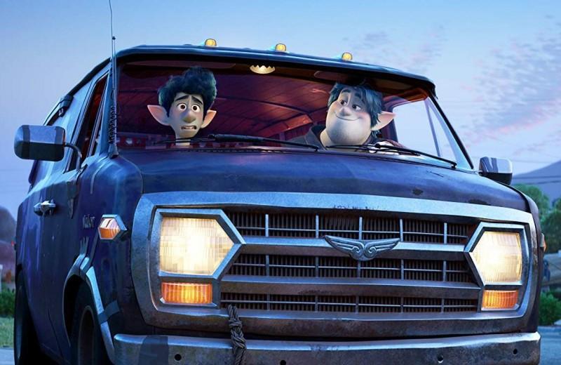 «Вперед»: социальное роуд-муви от Pixar с монстрами и чуточкой волшебства