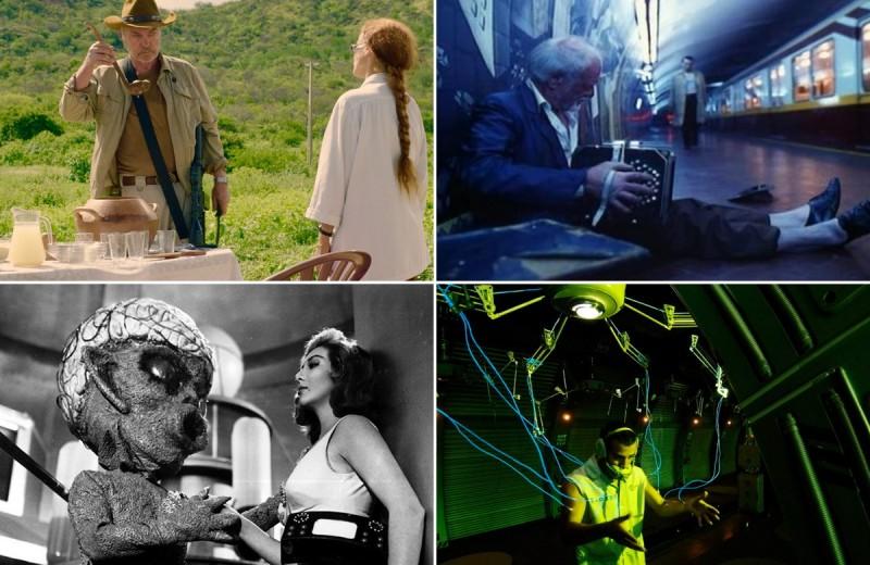 8 неожиданно интересных фантастических фильмов снятых в Латинской Америке