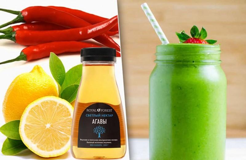 Сироп агавы вместо сахара и другие секреты для тех, кто на диете