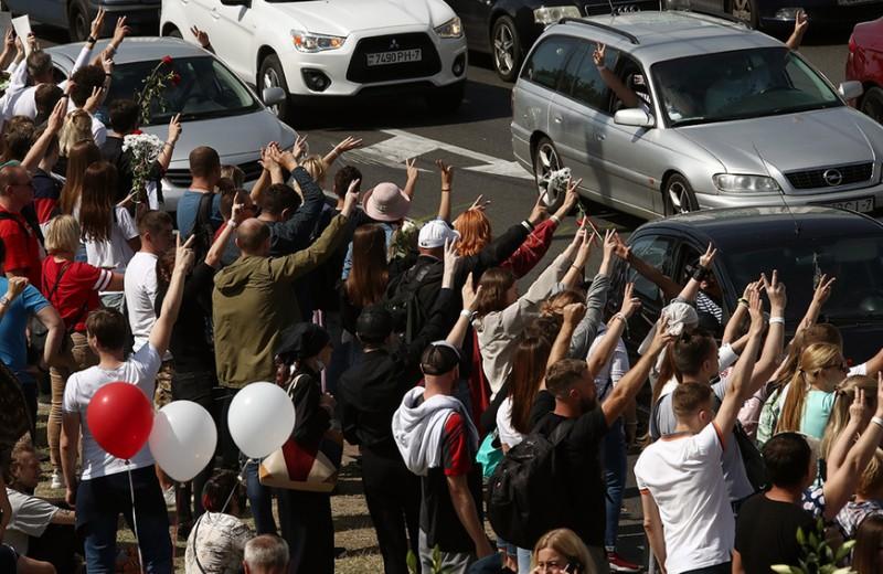 Как четыре человека создали главный Telegram-канал белорусского протеста с аудиторией 2 млн подписчиков