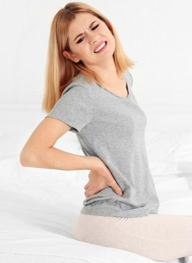 Как избавиться от боли в спине? Первая помощь и упражнения