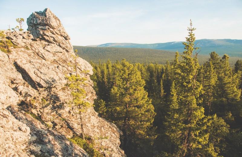 Между небом и землей: поход по Уральским горам