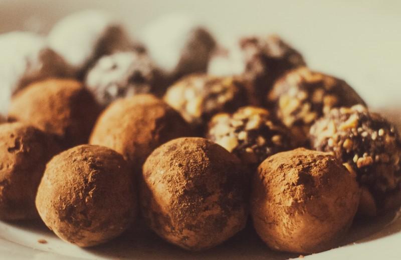 Еда + Она: 11 блюд, которые можно взять в постель и не прогадать