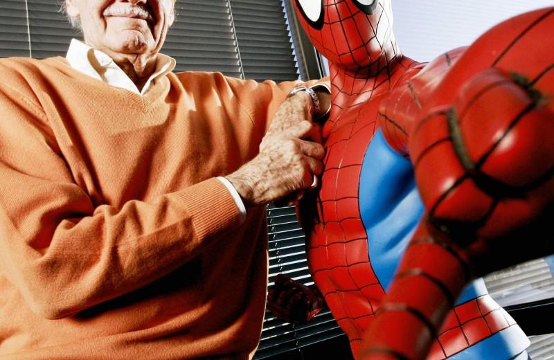 """""""Стэну Ли нужен собственный супергерой"""""""