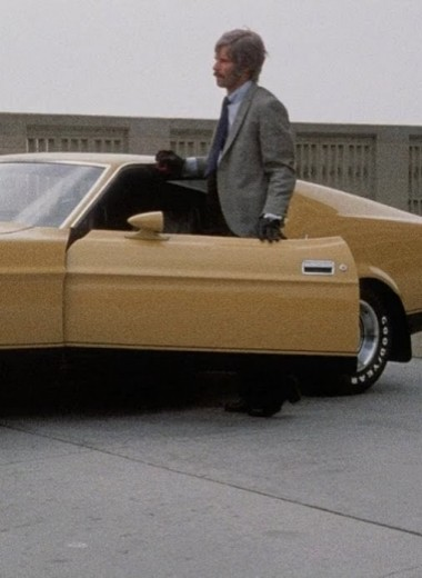 11 культовых автомобилей американского кино