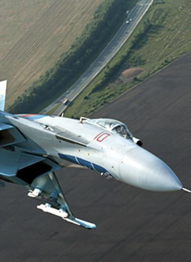 Сколько стоит поднять на перехват истребитель в России